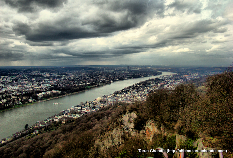River Rhine Rhein Germany Konigswinter, Tarun Chandel Photoblog
