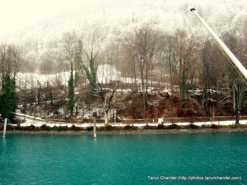 Interlaken Aare River, Tarun Chandel Photoblog