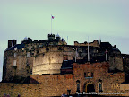 Edinburgh Castle at Dusk, Tarun Chandel Photoblog