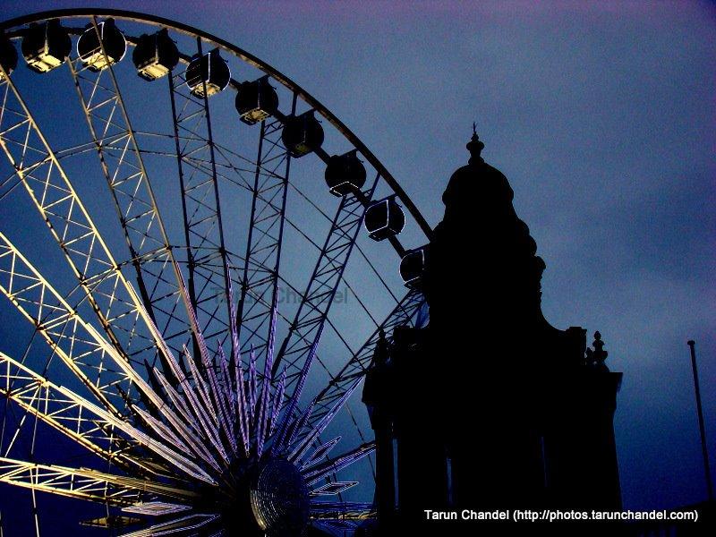 Belfast City Center, Tarun Chandel Photoblog