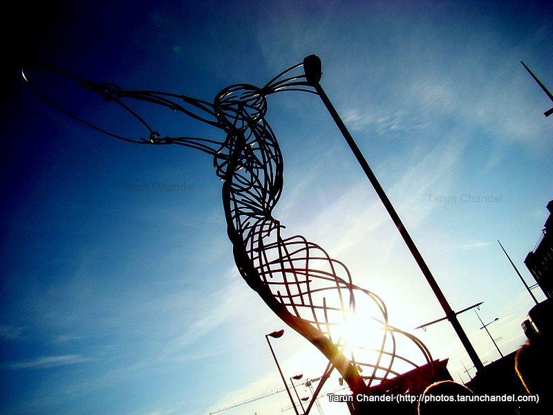 Belfast Art, Tarun Chandel Photoblog