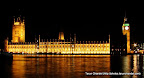 Big Ben House of Parliament London Night, Tarun Chandel Photoblog