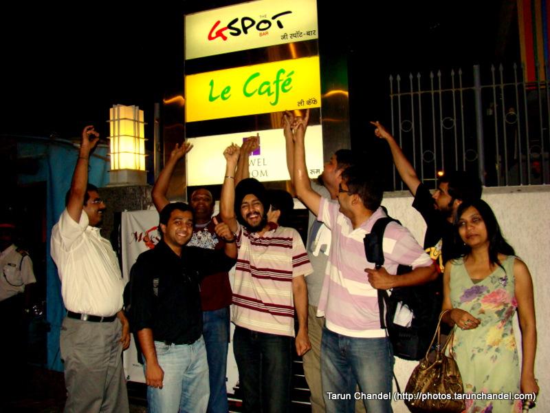 Aperitweat Mumbai Twitterati, Tarun Chandel Photoblog