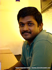 Pradeep at Aperitweat, Tarun Chandel Photoblog