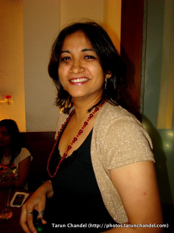 Urmi Raj at Aperitweat, Tarun Chandel Photoblog