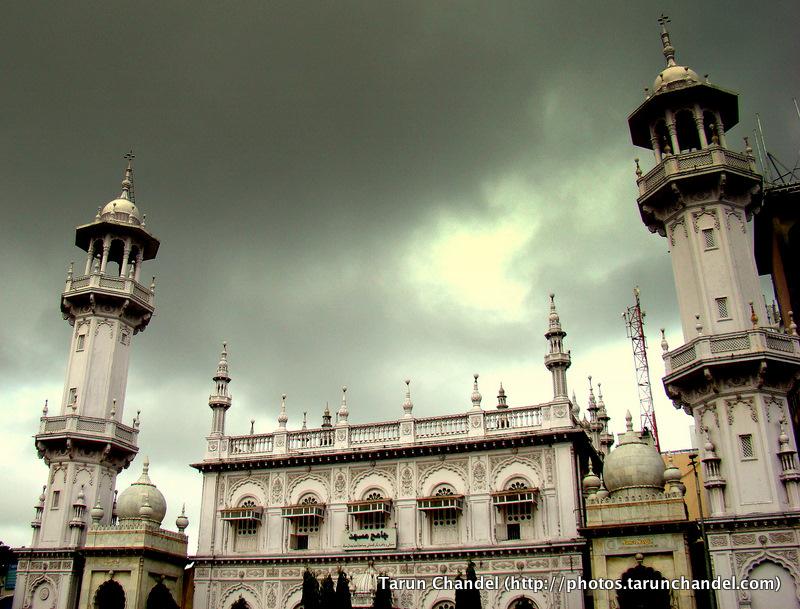 Jama Masjid Bandra Mumbai, Tarun Chandel Photoblog