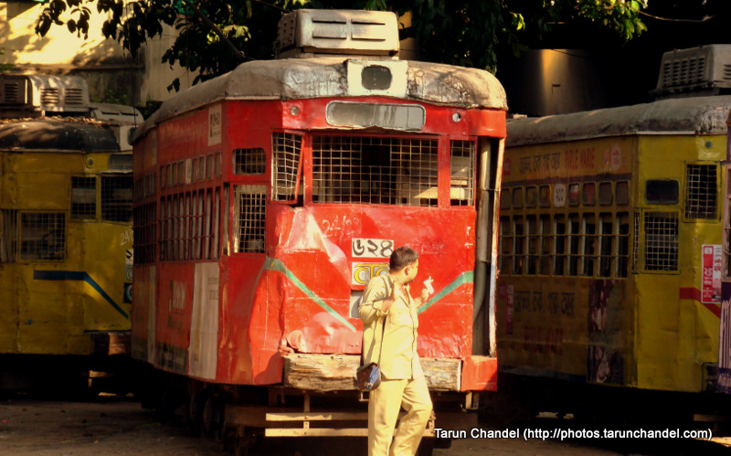Tram Kolkata Trip, Tarun Chandel Photoblog