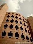 Library Building ISB Indian School of Business Hyderabad, Tarun Chandel Photoblog