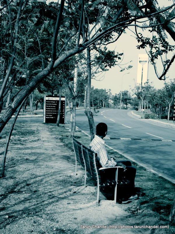 MBA Campus ISB Indian School of Business Hyderabad, Tarun Chandel Photoblog