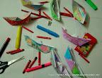Rainy Day Art and Craft Boat Making, Tarun Chandel Photoblog