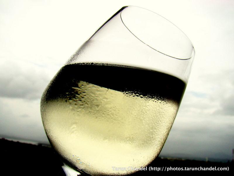 White Wine Sula Wines, Tarun Chandel Photoblog