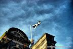 Scottish Flag HDR, Tarun Chandel Photoblog