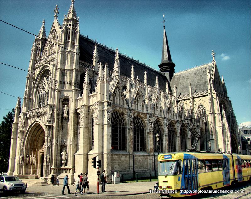 Sablon Tram Brussels Belgium, Tarun Chandel Photoblog