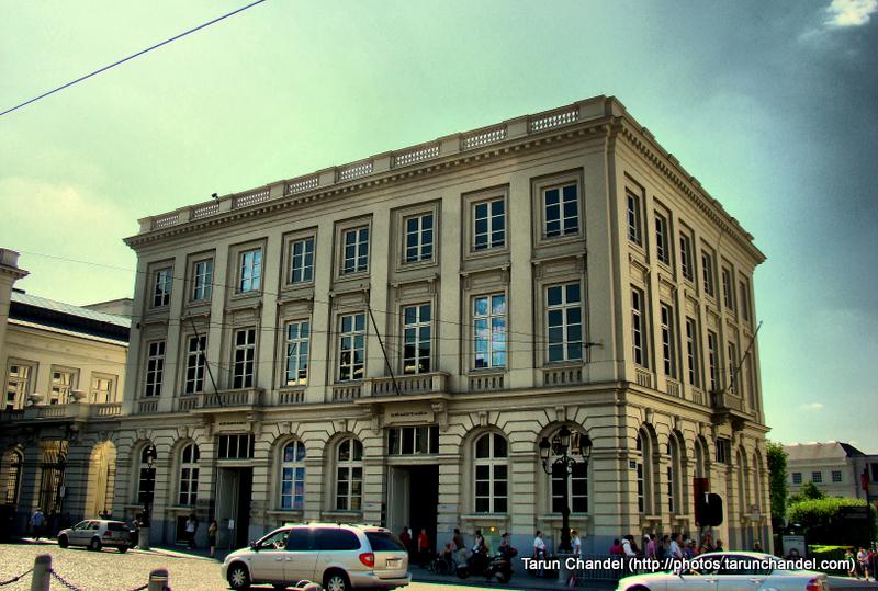 Magritte Museum Brussels Magritte Museum Brussels, Tarun Chandel Photoblog