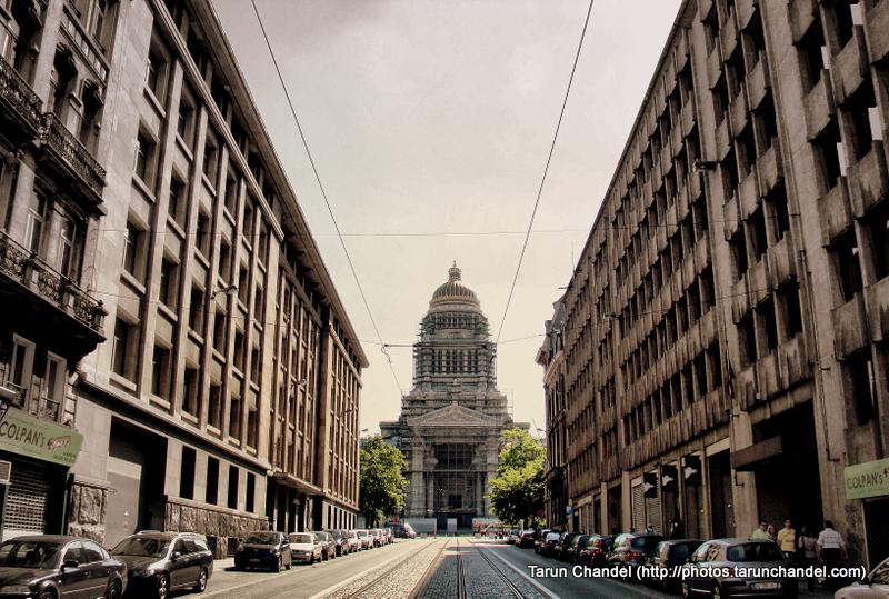 Law Courts of Brussels Belgium Brussels, Tarun Chandel Photoblog