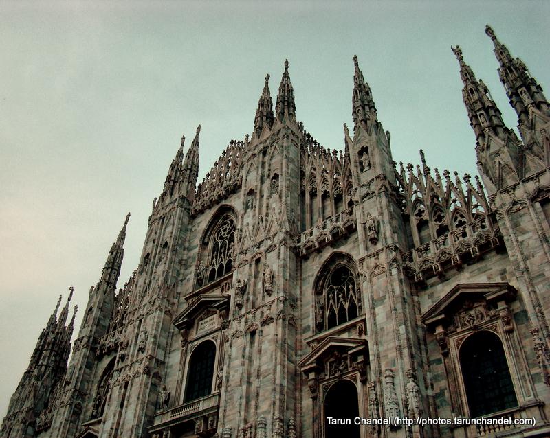 Milan Cathedral Milan Duomo Milan Italy, Tarun Chandel Photoblog