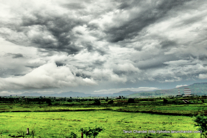 Nashik Hills Rains, Tarun Chandel Photoblog