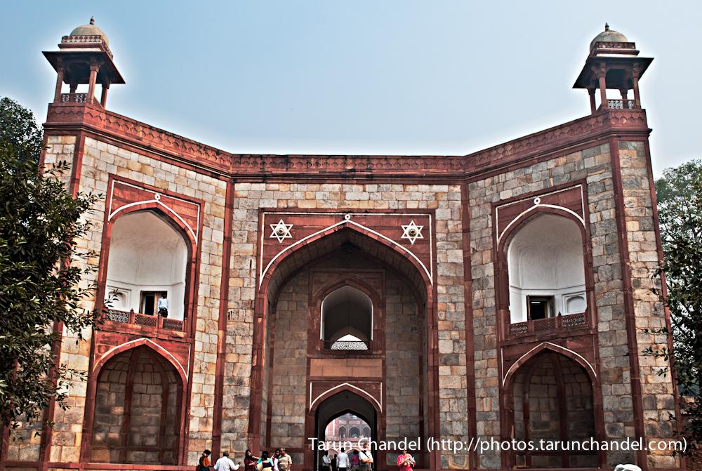 Humanyun Ka Maqbara Humayuns Tomb Entrance New Delhi, Tarun Chandel Photoblog