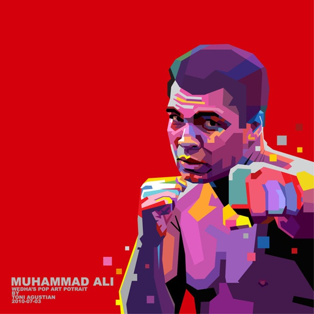 2010-07-03 MUHAMMAD ALI ON RED 2