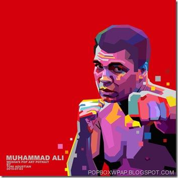2010-07-03 - MUHAMMAD ALI IN RED