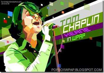 2010-03-09 - THOM CHAPLIN [GREEN BG]