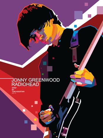 Jonny Greenwood - #4 4-3