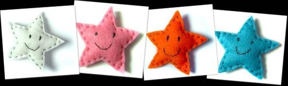 Exibir Estrelas