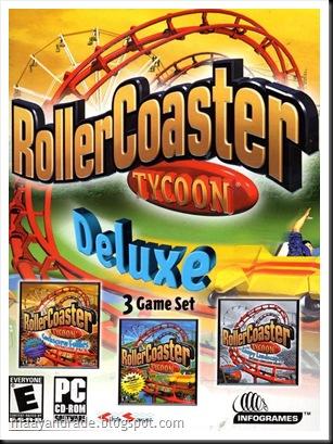 roller coaster deluxe