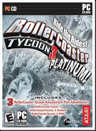 roller coaster platinum