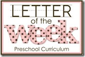 Letter of the Week badge