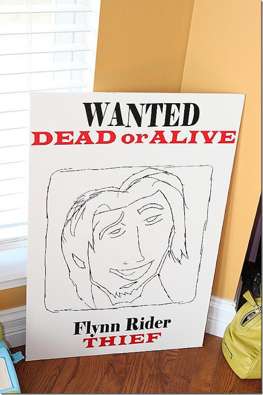Sophie 5 Flynn Rider