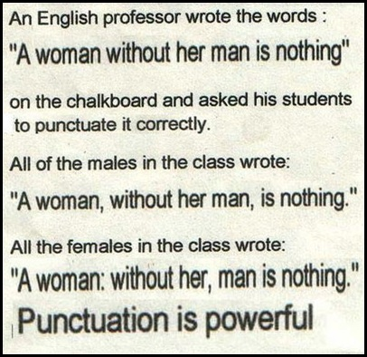 power-of-punctuation