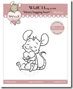 A143_Henry Mouse hugging heart