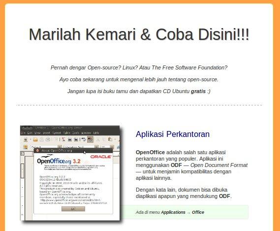 XL Open Source Community Web Flyer