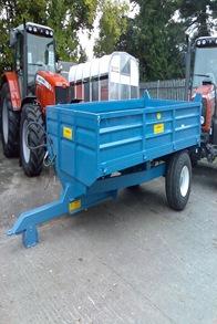 tadepalligudem-Tractor & truck wielding