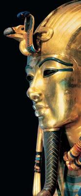 Máscara mortuária de Tutankhamon