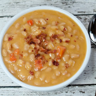 Campbell's Bean & Bacon Soup
