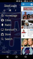 Screenshot of Barstool Sports