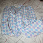 Argyle PJ Bottoms
