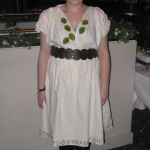 Toga Dress for Jacinta