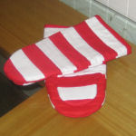 Sunderland Oven Gloves II