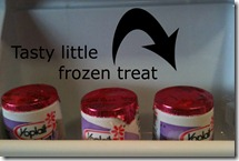 frozen treat