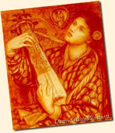 Dante Gabriel Rossetti.A Christman Carol