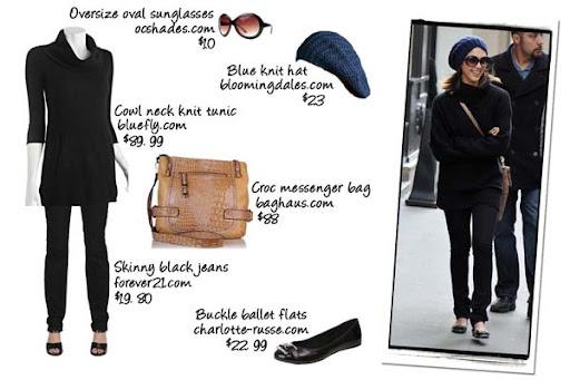 Jessica Alba Pashmina & Scarves Celebrity Fashion Accessories.