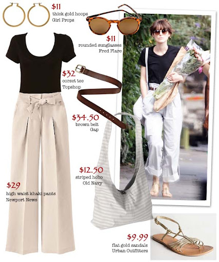 Copy Keira Knightley's London street style with our affordable version from
