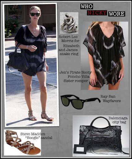 nicky hilton style. Nicky Hilton#39;s Summer Style