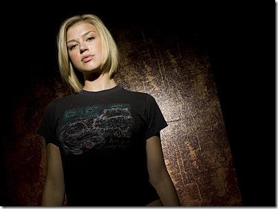 Adrianne Palicki é a nova Mulher Maravilha