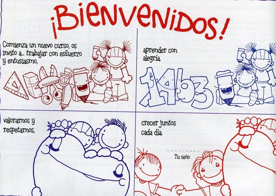 Actividades para los primeros d as de clase y pruebas de for Actividades para el primer dia de clases en el jardin