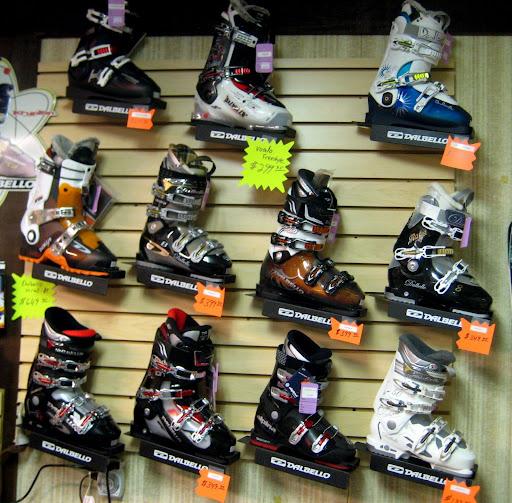 Dalbello Boots