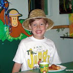 Jason's 8th Birthday Party at the Jungle
